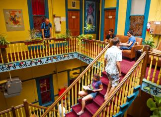 10 hostels mais legais do mundo
