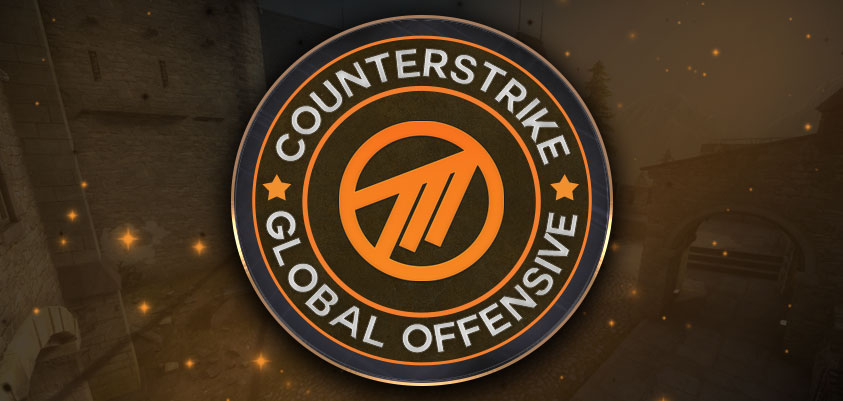 Counter Strike: Global Offensive Web Banner