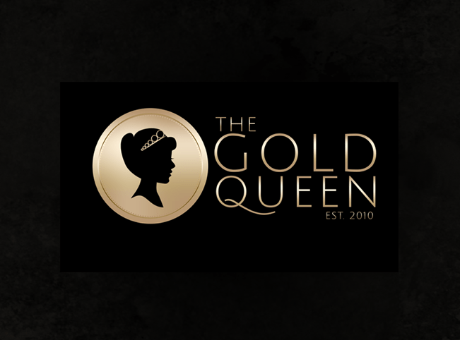 Logo Design – The Gold Queen