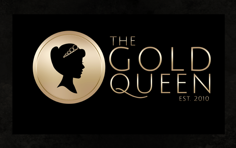 Logo Design - for The Gold Queen