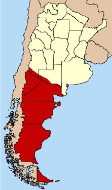 Patagonien, Südamerika