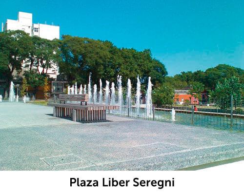 Plaza Liber Seregni
