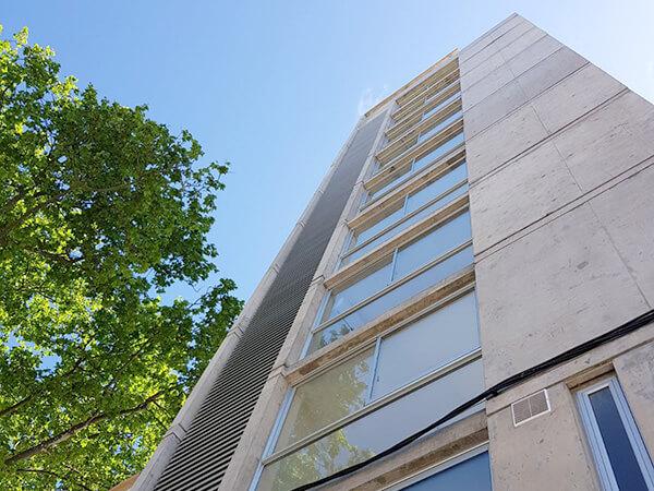 Edificio Gratas - Fachada
