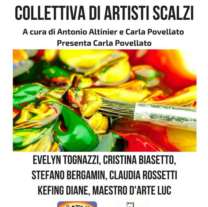 Collettiva di Artisti Scalzi