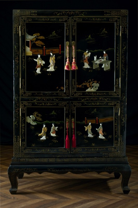 Armoire Chinoise Ancienne Meuble Chinois Ancien