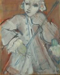H50 (réservé) - Mozart à Venise II (45x35 cm)