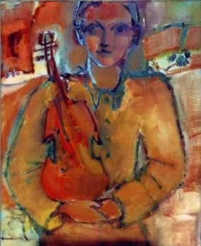 DA - L'enfant au violon 65 x 54 cm02