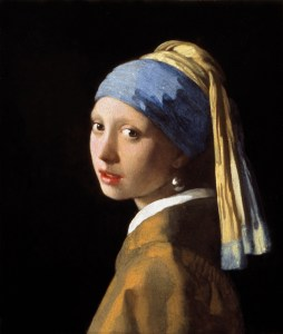 vermerre girl with a pearl earring