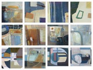 Anthea Eames and Chris Hann, Fairhurst Gallery, Norwich