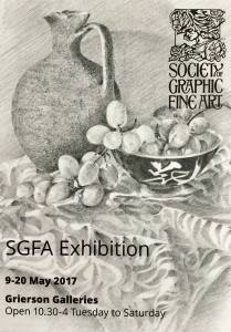 Society of Graphic Fine Art (SGFA) - The Drawing Society