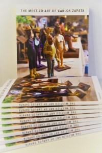 The Mestizo Art of Carlos Zapata, The Baldwin Gallery, Momentum Publishing Company