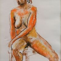 Tom Evans, No.2, Norwich 20 Group - Naked in Norwich 8