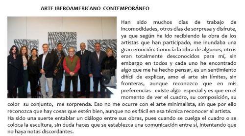 Arte Iberoamericano Contemporaneo