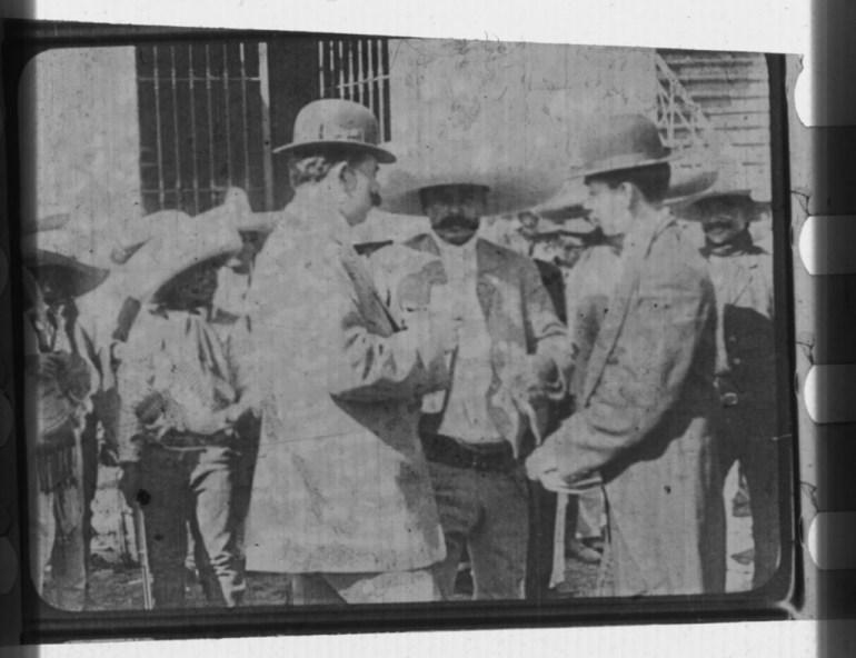 Fotograma entrevista a Zapata