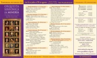 Programa de verano OSM