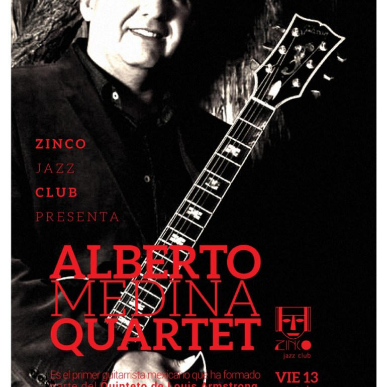 Alberto Medina Quartet