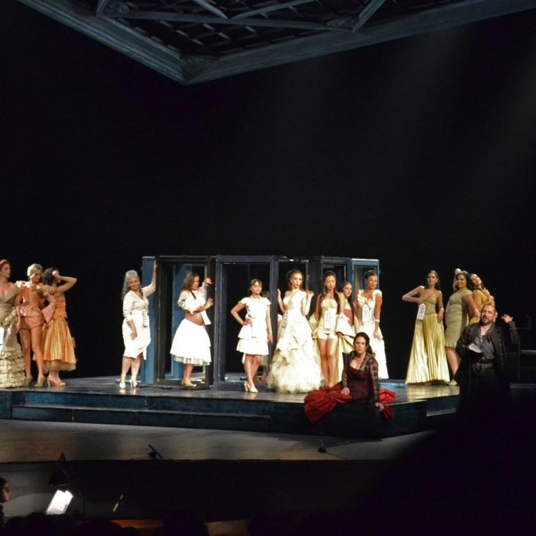 Don Giovanni en Bellas Artes