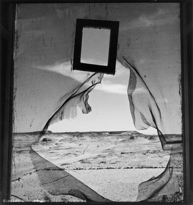 Portrait of Space, Al Bulwayeb, Near Siwa, Egypt 1937. © Lee Miller Archives, Inglaterra 2015. Todos los derechos reservados