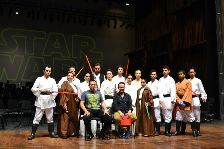 Star Wars en Bellas Artes