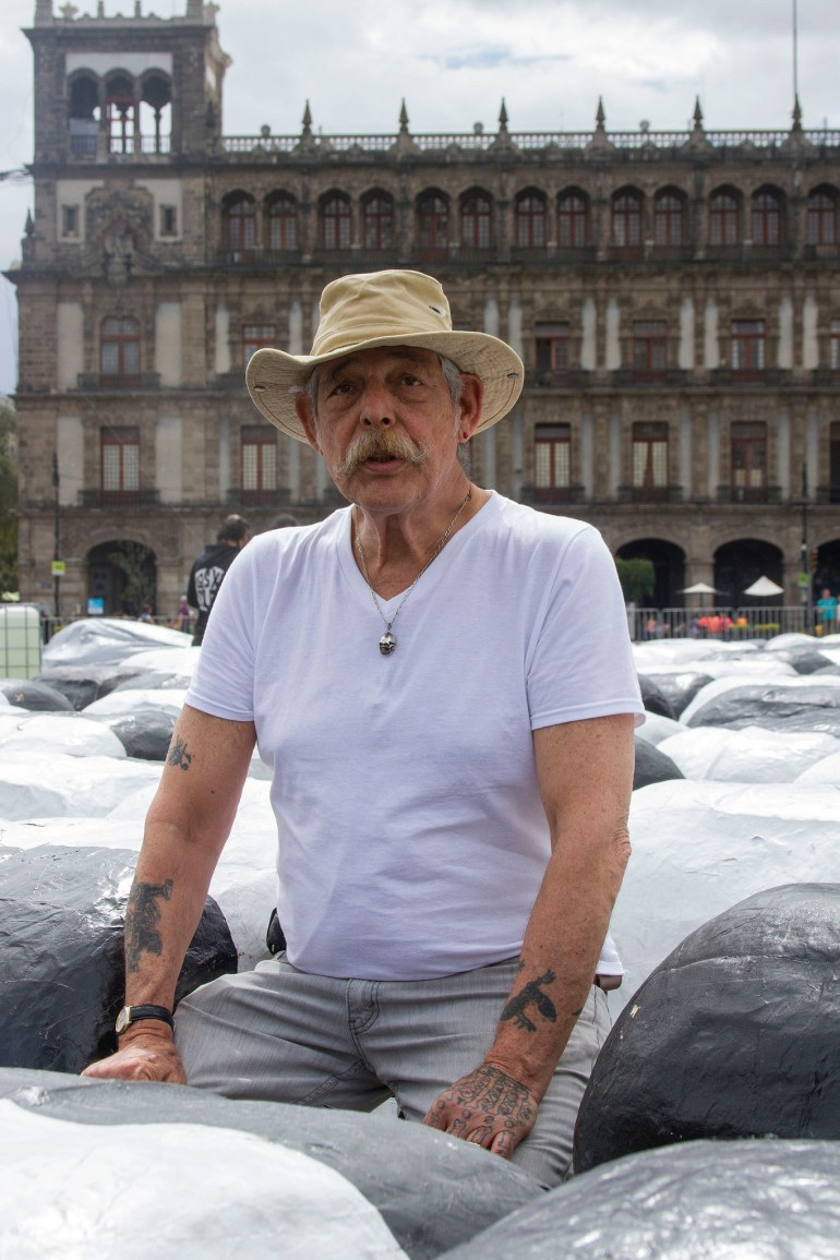 Felipe Ehrenberg. Foto: Secretaría de Cultura