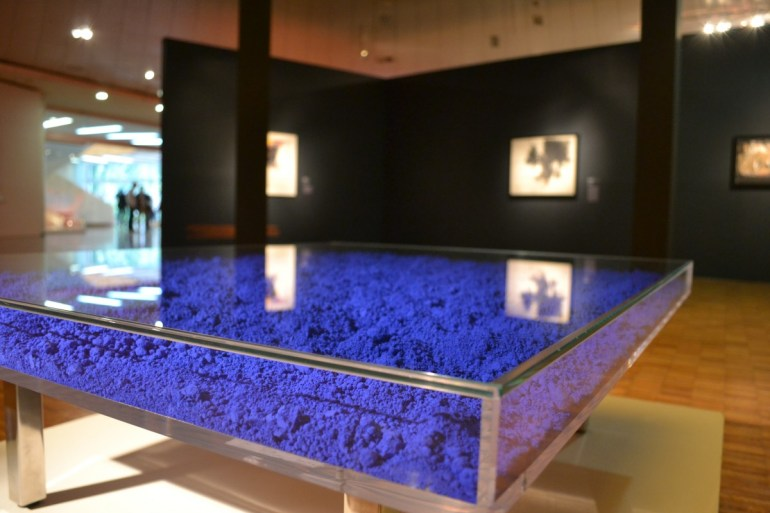 Abstracciones. Museo de Arte Moderno
