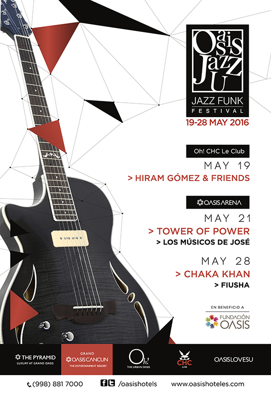 Festival Oasis Jazz U 2016