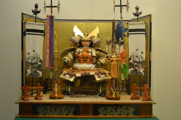 Sala Japón. Museo Nacional de las Culturas