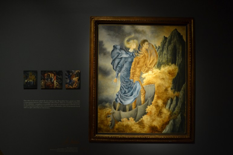 Remedios Varo en el Museo de Arte Moderno