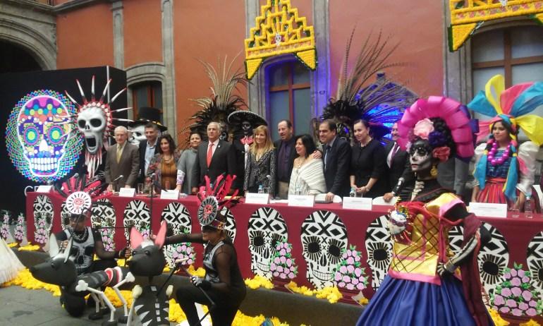 Día de Muertos CDMX