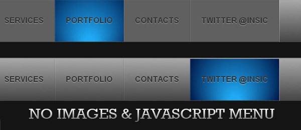 create-a-slick-menu-using-css3