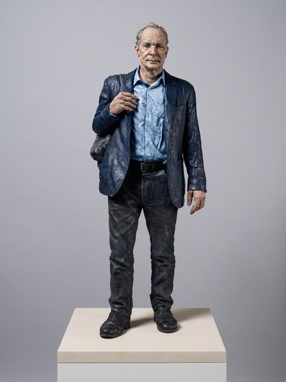 National Portrait Gallery Unveils New Sculpture Of Tim