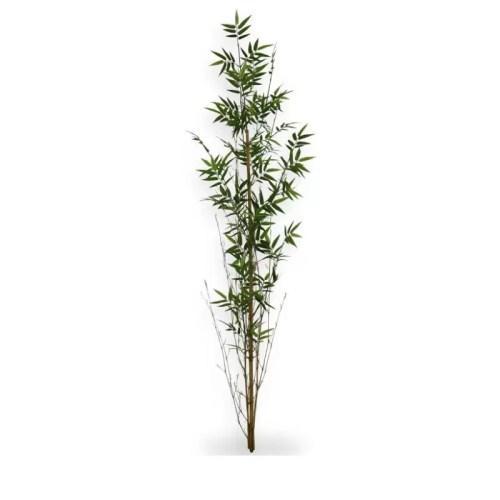 Bambus artificial pe tulpina bambus natural H150