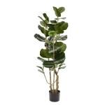 Copac artificial Ficus Aralia 120cm Artflora