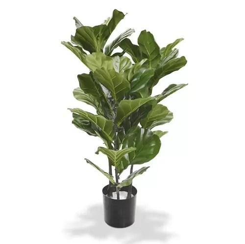 Copac artificial Ficus Lyrata 95cm Artflora