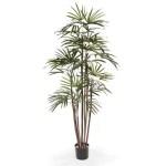 Copac artificial palmier Raphis 170cm Artflora