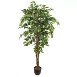 Ficus artificial benjamina 180 cm original