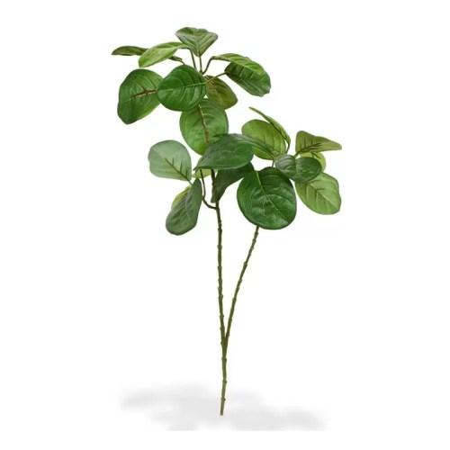 Frunza artificiala Smochin 50cm