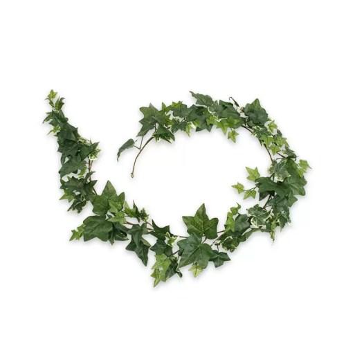 Ghirlanda Iedera bicolora 180cm artificiala Artflora