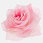Trandafir artificial roz 15cm 626
