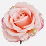Trandafir artificial roz XL set 11cm 674