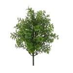 Tufa Eucalipt artificial verde 30cm