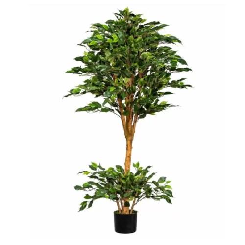 Ficus Benjamina artificial etajat UV 150cm