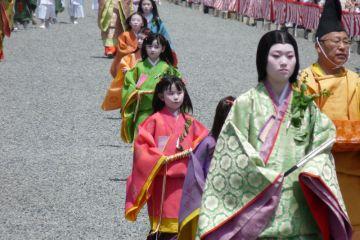 Festival Penuh Sejarah Aoi Matsuri