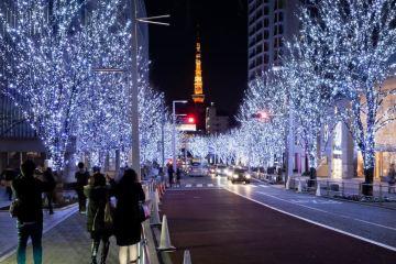 Seperti Apakah Masyarakat Jepang Dalam Menyambut Natal