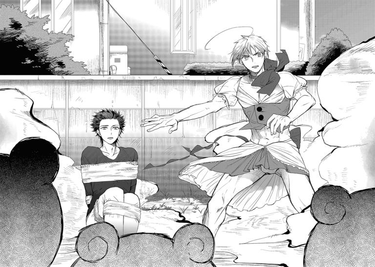 Adaptasi Anime Dari Manga Maho Shojo Ore Akan Segera Dibuat