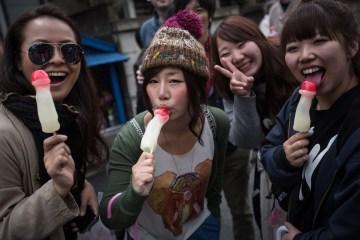 Kanamara Matsuri Sebuah Festival Unik Dari Negeri Sakura