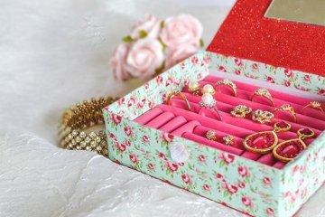 Cara Membuat Kotak Washi Jepang Untuk Aksesoris