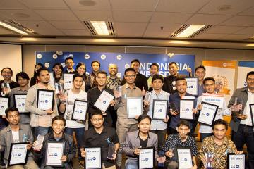 Artforia Sukses Raih 2 Penghargaan Dari Indonesian Website Awards