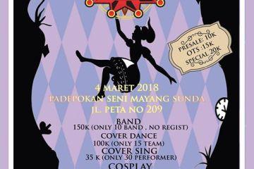Jangan Lewatkan Festival Megah Dari Bandung Wonderland 2018