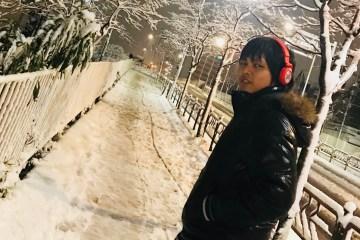 Rizky Agusfian Pelajar Indonesia Yang Merantau Ke Jepang Demi Cita-Cit